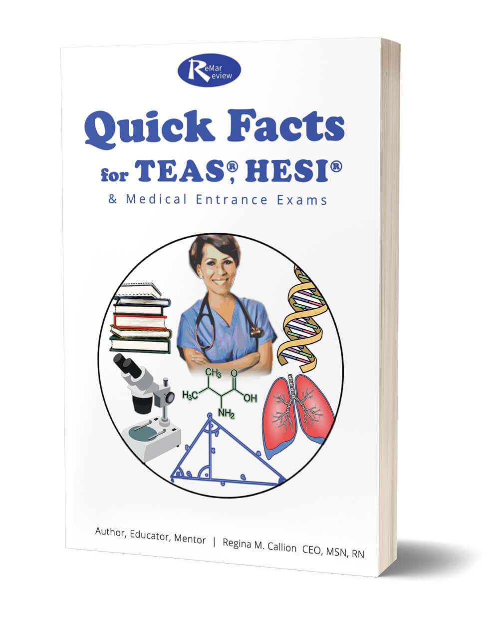 quick facts for TEAS & HESI