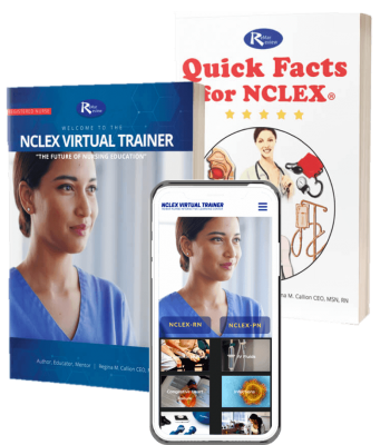 NCLEX Virtual Trainer Package Clear Back Ground